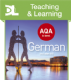AQA A-level German (includes AS) Teaching & Learning Resources [L]..[1 year subscription]